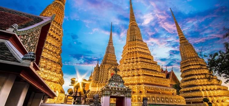 Nagy körutazás Thaiföldön, pihenéssel Phuketen****
