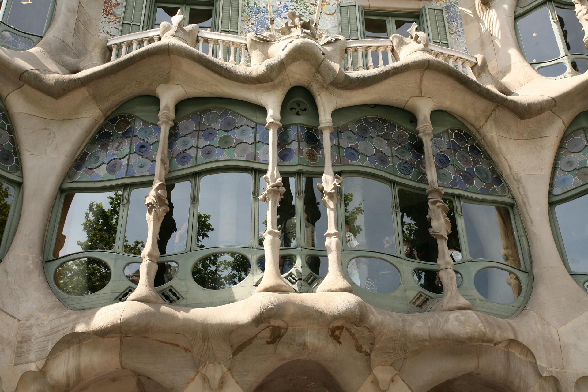 Barcelonai városlátogatás